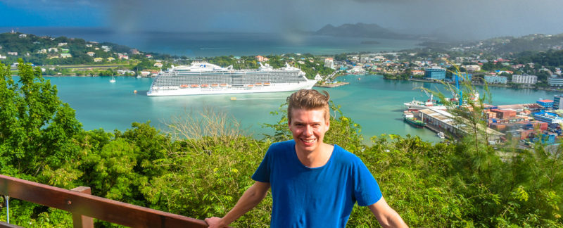 St Lucia How To Spend Your Cruise Day Ashore Backstreet